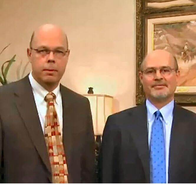 Brian McGovern and Steve Hanagan - Personal Injury lawyers in Mount Vernon, IL