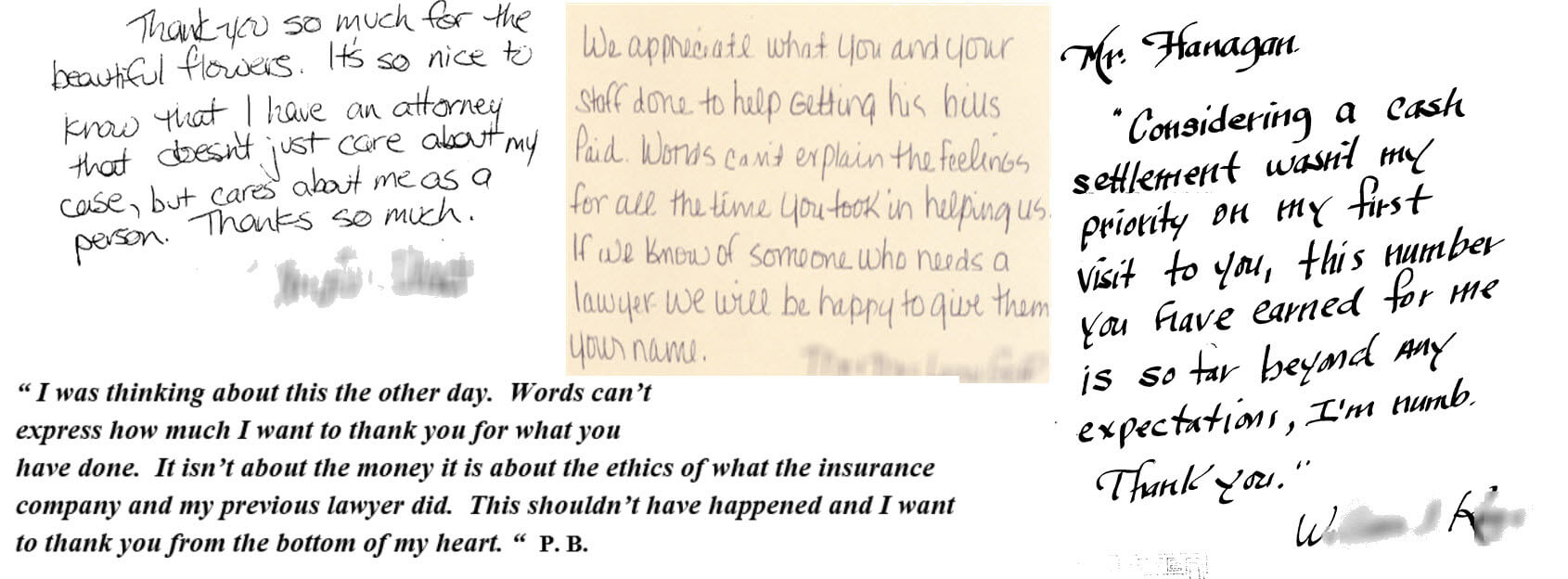 What Our Happy Clients Says - Brian McGovern and Steve Hanagan, Mount Vernon IL